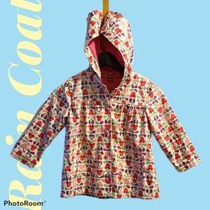 🎶3/$20 Sz4 Disney Raincoat